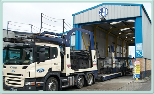 Lorry Hgv Mot Centre All Classes Of Lorry And Trucks